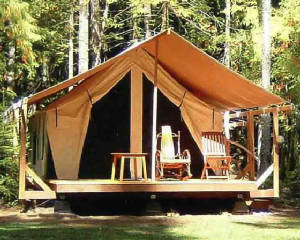 Tents for sale wall tents platform tents for Tent platform construction
